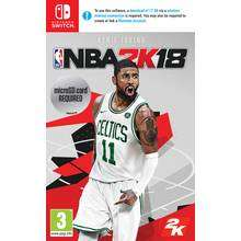NBA 2k18 @ Argos (Nintendo Switch/PS4/XBOX1 @ £33.99)