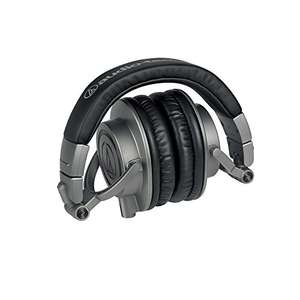 Audio Technica ATH-M50XGM Professional Monitor Headphones, Gun Metal £99 Amazon