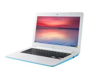 "ASUS C300 13.3"" Chromebook - Blue £129.99 intead of £249.99 @ Currys"
