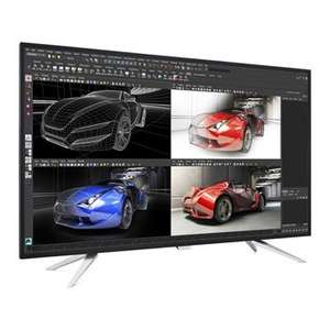 "Philips 43"" 4K Ultra HD IPS Professional monitor - £150 off - £349.99 at Scan"