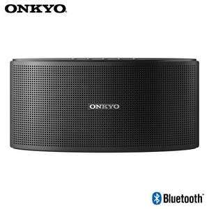 Onkyo X3 Portable Bluetooth Speaker & Power Bank - Black £41.98 Mobile Fun
