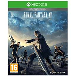 Final Fantasy XV Day One Edition- £14.99 Xbox One