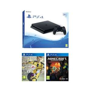 PlayStation 4 500GB Slim Console + Titanfall 2 + 365 PSN Subscription + 2 Controllers £243.94 @ Bargain Crazy