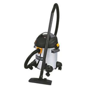 TITAN TTB351VAC 1400W 20LTR WET & DRY VACUUM CLEANER 240V £39.99 at Screwfix
