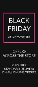 Jarrold - Black Friday Events In Store Plus FREE DELIVERY ON ONLINE ORDERS