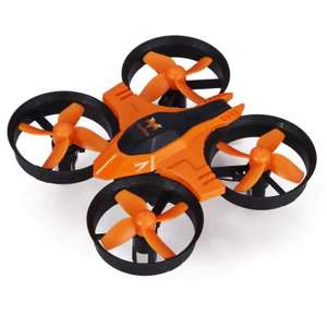 FuriBee F36 2.4GHz 4CH 6 Axis Gyro RC Quadcopter (Orange) £5.65 Delivered with code @ Gearbest