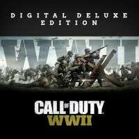 20% off on Call Of Duty: WW2 Digital Deluxe (Inc. Season Pass worth £39.99) @ PlayStation store - £67.99
