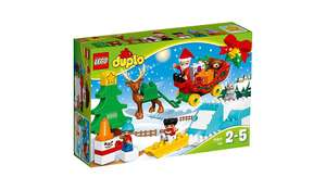 LEGO Duplo - Santa's Winter Holiday £14.97 @ ASDA George (Free C+C)