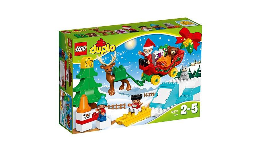LEGO Duplo - Santa's Winter Holiday £14.97 @ ASDA George (Free C+C)