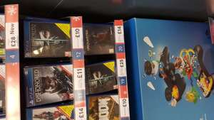 Uncharted Lost Legacy £14 in-store Tesco