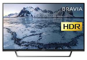 Sony Bravia KDL40WE663 (40-Inch) Full HD HDR Smart TV - £389.00 at Amazon
