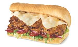 Groupon - Subway 3 locations Birmingham - £4 for one footlong sub with a soft or hot drink or bottle of water