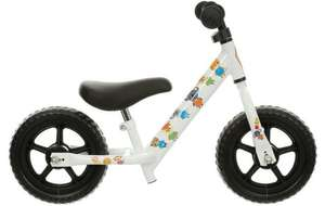 Kids balance bike £20 at Halfords