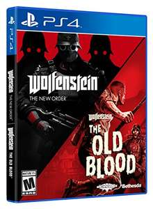 Wolfenstein: The Two Pack (PS4/Xbox One) £14.74 Delivered @ Sold by Amazon Global Store via Amazon.co.uk