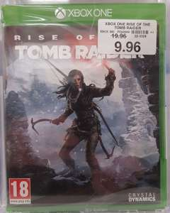 Rise of the Tomb Raider Xbox One £9.96 In-store & Online @ Toys R Us