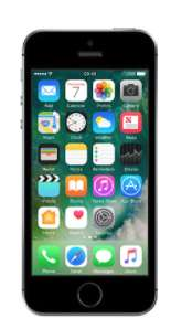 iphone SE 4gb Data/Unltd calls/Unltd text £18 pm £432 @ Three