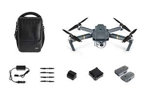 DJI Mavic Pro Fly More Drone Bundle - Amazon £989.10