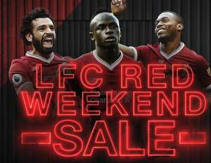 Red Friday @ Liverpool FC