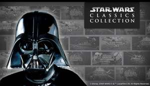 Star Wars Classics Collection [PC Code - Steam] £7.50 at Amazon