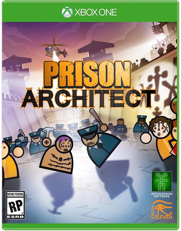 Prison Architect Xbox One £9.99 In-store Sainsburys Huddersfield Centre