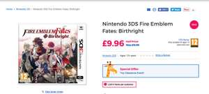 Fire Emblem Fates Birthright/Conquest £9.96 - Toys R Us Click and Collect