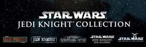 Star Wars: Jedi Knight Collection £3.75 / Star Wars: KotOR £1.75 / Star Wars: Empire at War Gold Pack £3.75 (All Steam keys) at Amazon