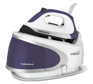 Morphy Richards 330024 Power Steam Steam Generator at Argos for £99.99