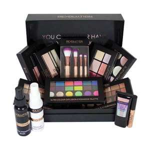Makeup Revolution 50% off makeup set £30 @ Superdrug