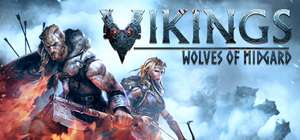 Steam Sale - Vikings - Wolves of Midgard PC - £7.81