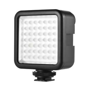 Andoer W49 Mini Interlock Camera LED Panel Light £6.25 Delivered using code @ Tomtop