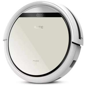ILIFE V5 Intelligent Robotic Vacuum Cleaner £76.41 Delivered with code (EU Warehouse) @ Gearbest