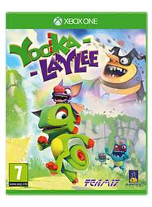 Yooka-Laylee (PS4/XO) £10.99 Delivered @ Base