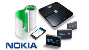 Big discounts at Nokia health. Up to half price