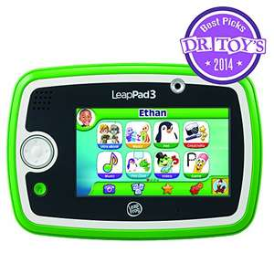 LeapFrog LeapPad 3 Learning Tablet (Green) £55.95 @ Amazon