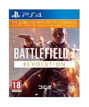 Battlefield 1 - Revolution Edition (PS4/XO) £21.85 Delivered @ Base