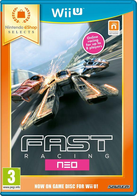 [Wii U] Fast Racing Neo - £9.95 - Coolshop