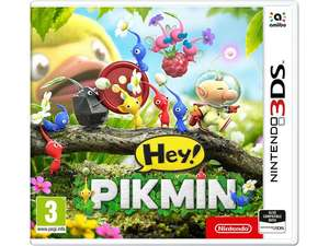 [Nintendo 3DS] Hey! PIKMIN - £14.95 / LEGO City Undercover - £8.95 - Coolshop
