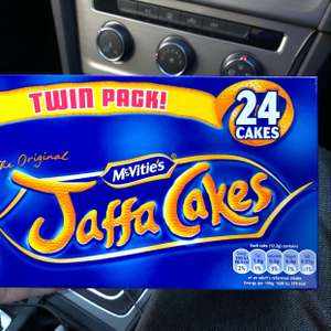 24 Jaffa cakes for 30p in Tesco extra reading
