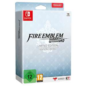 [Switch] Fire Emblem Warriors: Limited Edition - £44.86 - Shopto
