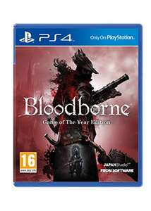 Bloodborne GOTY PS4 - £19.85 @ Base.com