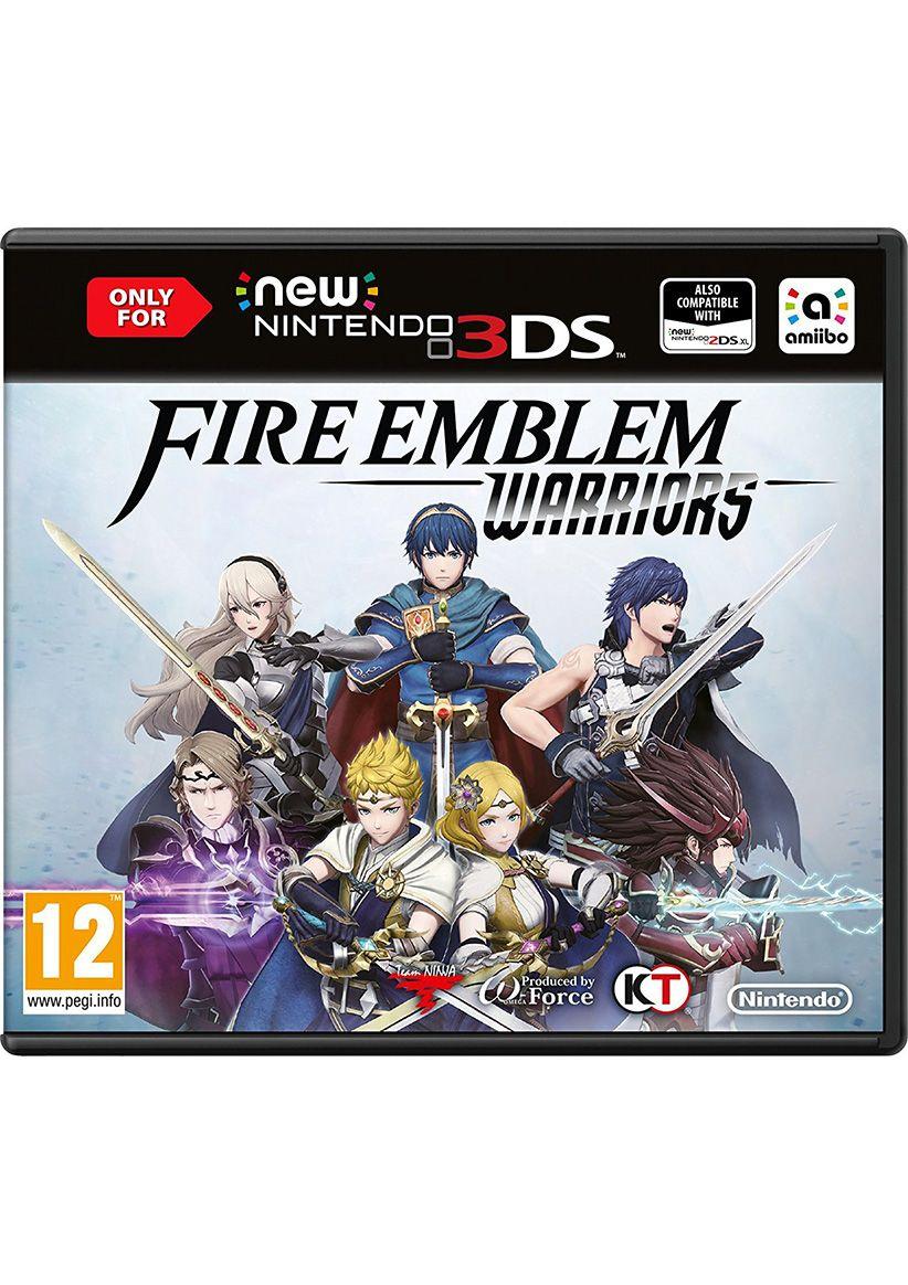[Nintendo 3DS] Fire Emblem Warriors / Switch - £29.99 - Simply Games