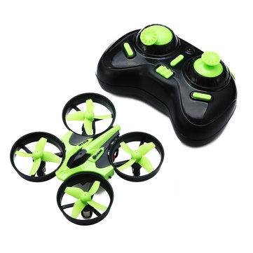 Eachine E010 Mini 2.4G 4CH 6 Axis Headless Mode RC Drone Quadcopter RTF £9.26 - Banggood