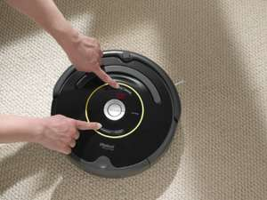 iRobot Roomba 650 Vacuum Cleaning Robot £255.02 @ Amazon