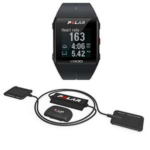 Polar V800 GPS running watch with H7 heart rate monitor £153.30 @ Amazon