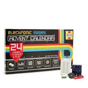 Electronic Games advent calendar. 12.50 with C&C (with code) @ Debenhams