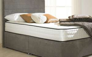 Incorrect price for King Size mattress, double is £549 but KING IS £99 at Bed World