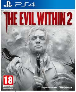 The Evil Within 2 - Xbox One + PS4 - £19.99 @ GAME