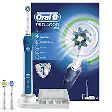 Oral-B Pro 4000 Cross Action Electric Toothbrush - £50 - Tesco