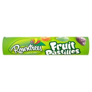 Rowntrees Fruit Pastilles Giant Tube (125g) / Little Rolo Giant Tube (100g) / Pink Smarties Giant Tube (150g)Smarties Giant Tube (150g) was £1.00 now 2 for £1.50​ @ Morrisons
