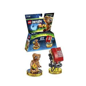 LEGO Dimensions, E.T. Fun Pack £6.00 with free delivery for Prime member exclusive @ Amazon